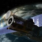 宇宙から眺める「だいち」のデータ
