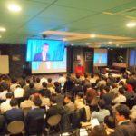 未来技術推進協会主催 西森 東工大教授による量子コンピュータのご講演が大盛況で終了!